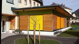 Zubau Kindergarten Kleinzell