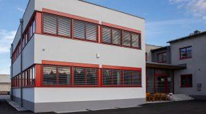 Zubau Bürogebäude