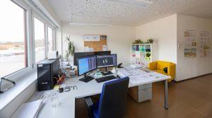 Bürozubau