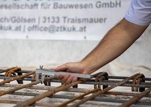Technische Bauaufsicht beim Hausbau